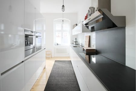 Apartment for rent from 01 Oct 2019 (Bödikerstraße, Berlin)