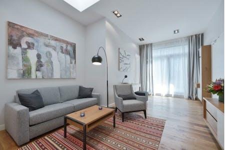 Apartamento de alquiler desde 18 Nov 2018 (Gartenstraße, Berlin)