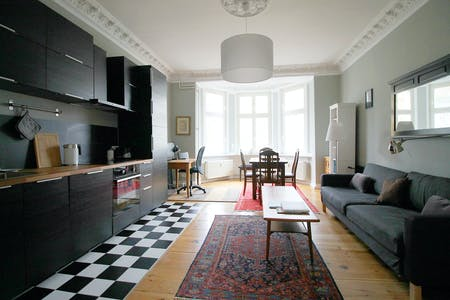 Apartment for rent from 21 Jan 2020 (Lübbener Straße, Berlin)