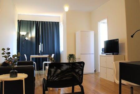 Apartment for rent from 10 Apr 2020 (Lagerbringsgatan, Göteborg)