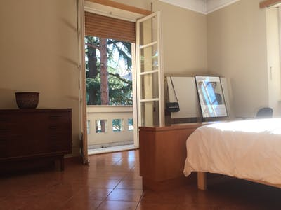 Private room for rent from 17 Feb 2019 (Via Paolo III, Rome)
