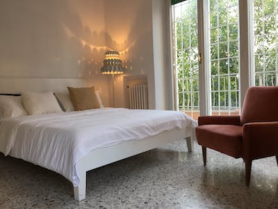 Private room for rent from 08 Mar 2020 (Via San Fabiano, Rome)
