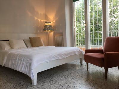 Private room for rent from 15 May 2019 (Via San Fabiano, Rome)