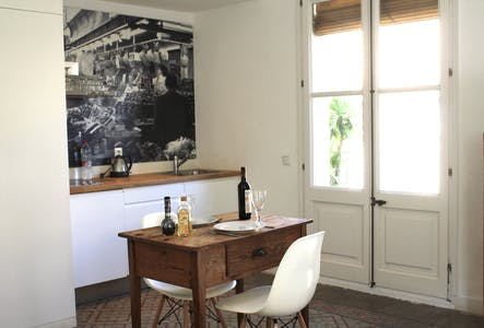 Apartment for rent from 01 Jul 2020 (Carrer de Calella, Barcelona)