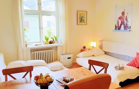 整套公寓租从15 10月 2018 (Pengerkatu, Helsinki)