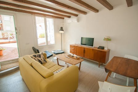 Apartment for rent from 01 Jan 2020 (Carrer de Sardenya, Barcelona)