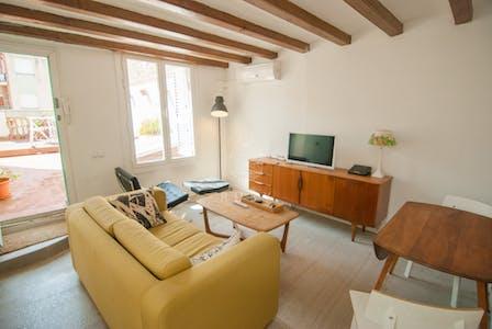 Apartamento de alquiler desde 01 Jan 2020 (Carrer de Sardenya, Barcelona)