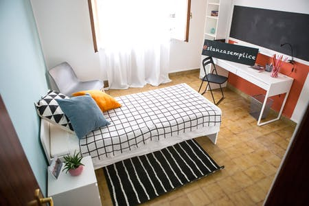 Private room for rent from 25 Mar 2019 (Piazza Isolo, Verona)