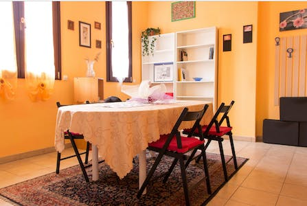 Apartment for rent from 11 Sep 2019 (Piazza Aspromonte, Milan)