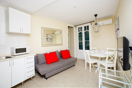 整套公寓租从01 9月 2020 (Carrer d'Entença, Barcelona)