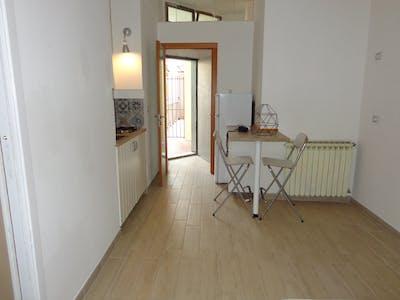 Private room for rent from 01 Aug 2019 (Via Claudio Luigi Berthollet, Turin)