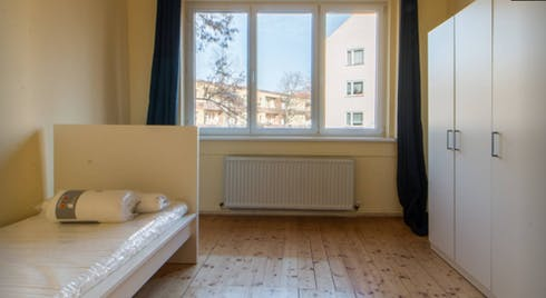 Private room for rent from 01 Jan 2019 (Braunlager Straße, Berlin)