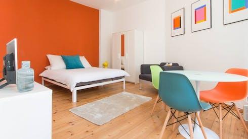 Apartamento de alquiler desde 01 mar. 2019 (Prenzlauer Berg, Berlin)