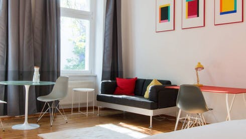 Apartment for rent from 01 Dec 2019 (Stephanstraße, Berlin)