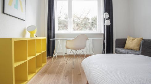 Private room for rent from 01 Sep 2019 (Neltestraße, Berlin)