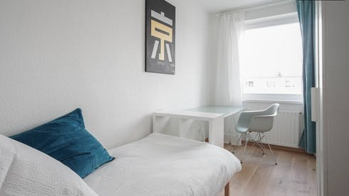 Private room for rent from 18 Jan 2019 (Neltestraße, Berlin)