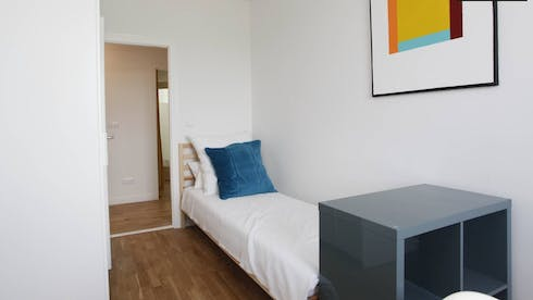 Private room for rent from 01 Aug 2019 (Neltestraße, Berlin)