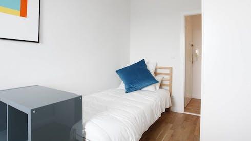 Private room for rent from 16 Nov 2019 (Neltestraße, Berlin)