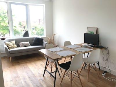 Appartement te huur vanaf 01 aug. 2019 (Van Naeltwijckstraat, Voorburg)