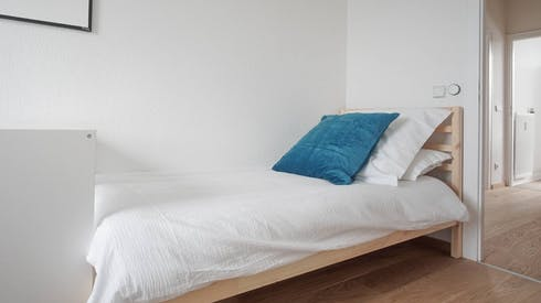 Private room for rent from 01 Oct 2019 (Neltestraße, Berlin)