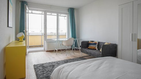 Private room for rent from 01 Apr 2019 (Neltestraße, Berlin)