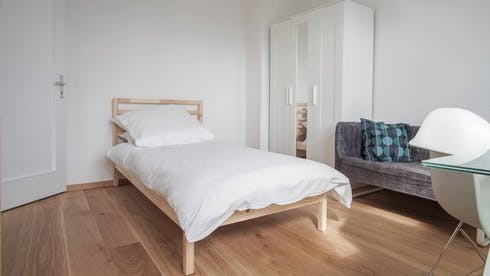 Quarto privado para alugar desde 01 Sep 2019 (Neltestraße, Berlin)