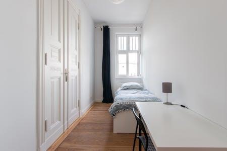 Privatzimmer zur Miete von 16 Jan. 2019 (Alt-Moabit, Berlin)