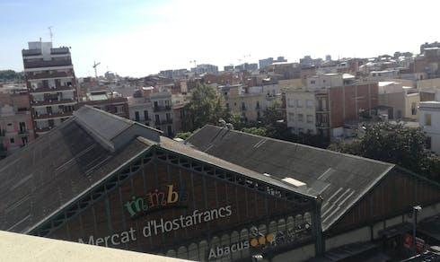 Quarto para alugar desde 01 out 2018 (Carrer del Callao, Barcelona)