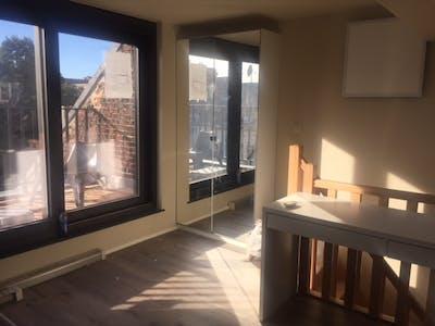 Private room for rent from 01 Aug 2019 (Roodebeeklaan, Schaerbeek)