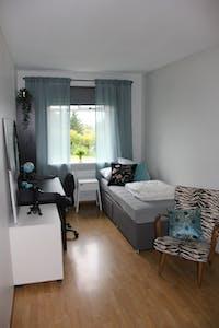 Habitación privada de alquiler desde 23 Jan 2020 (Vesturbrún, Reykjavík)