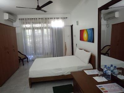 Quarto privado para alugar desde 24 May 2019 (Ramakrishna Road, Colombo)