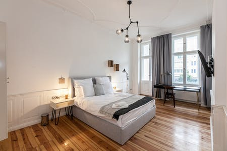 Private room for rent from 26 Mar 2019 (Dominicusstraße, Berlin)