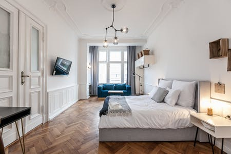 Private room for rent from 24 Mar 2019 (Dominicusstraße, Berlin)
