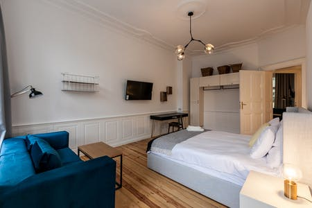 Private room for rent from 01 Aug 2019 (Dominicusstraße, Berlin)