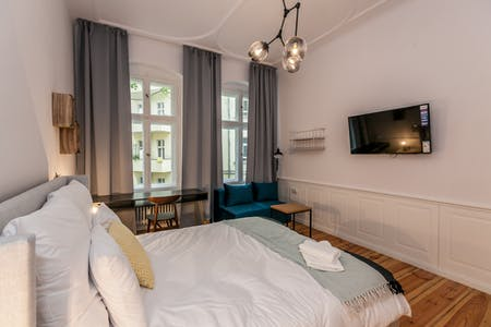 Private room for rent from 01 May 2020 (Dominicusstraße, Berlin)