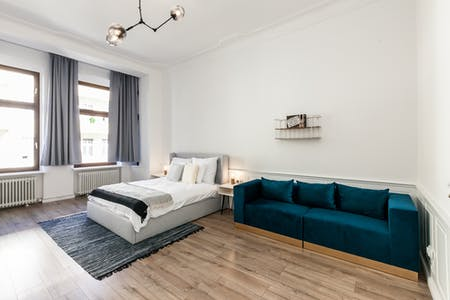 Private room for rent from 24 Feb 2019 (Wiclefstraße, Berlin)