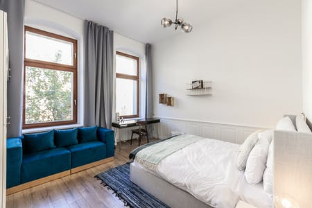 Private room for rent from 01 Aug 2020 (Wiclefstraße, Berlin)