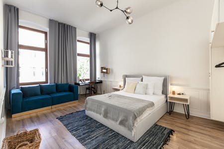 Private room for rent from 01 Apr 2019 (Wiclefstraße, Berlin)