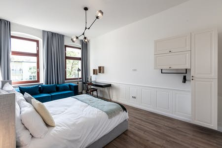 Private room for rent from 01 May 2020 (Wiclefstraße, Berlin)