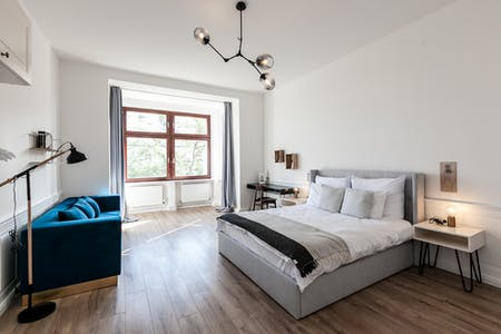 Room for rent from 22 Oct 2018 (Wiclefstraße, Berlin)
