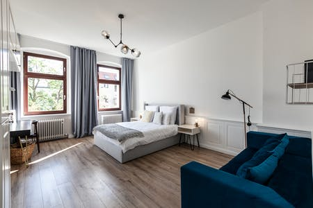 Private room for rent from 01 Apr 2020 (Wiclefstraße, Berlin)