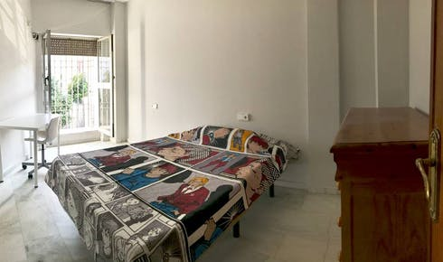 Private room for rent from 01 Apr 2019 (Calle Lope de Hoces, Córdoba)
