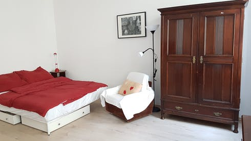 Apartment for rent from 01 Nov 2019 (Untere Weißgerberstraße, Vienna)