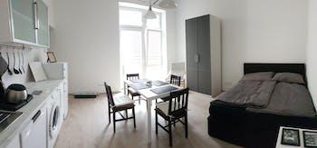 Apartment for rent from 16 Jun 2019 (Untere Weißgerberstraße, Vienna)