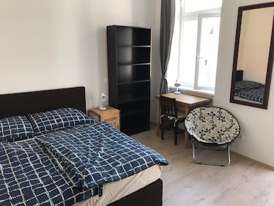 Apartment for rent from 07 May 2020 (Untere Weißgerberstraße, Vienna)