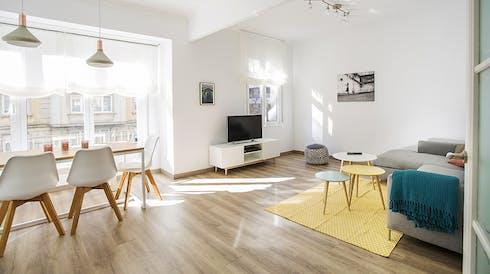 Apartamento de alquiler desde 27 ene. 2019 (Carrer de Balmes, Barcelona)