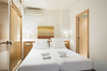 Apartment for rent from 01 Jan 2019 (Carrer de Laforja, Barcelona)