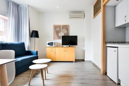 Appartement à partir du 16 Apr 2020 (Carrer de Laforja, Barcelona)