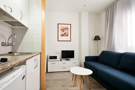 Apartment for rent from 01 Jul 2019 (Carrer de Laforja, Barcelona)