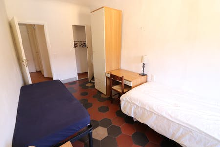 Shared room for rent from 11 Feb 2019 (Via Ghibellina, Florence)